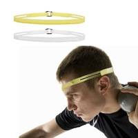 New Arrive Headband Sweatband Burst Sweat Control Head Band Gutter Overgrip for Cycling and Running and All Sport 010