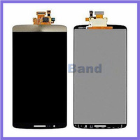 100% Work Gold Touch Screen Digitizer + LCD Display Full Assembly For LG G3 D850 D851 D855 VS985 LS990