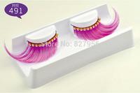 No.491 / 2 pairs of Glitter Big Wing Flase Eyelashes