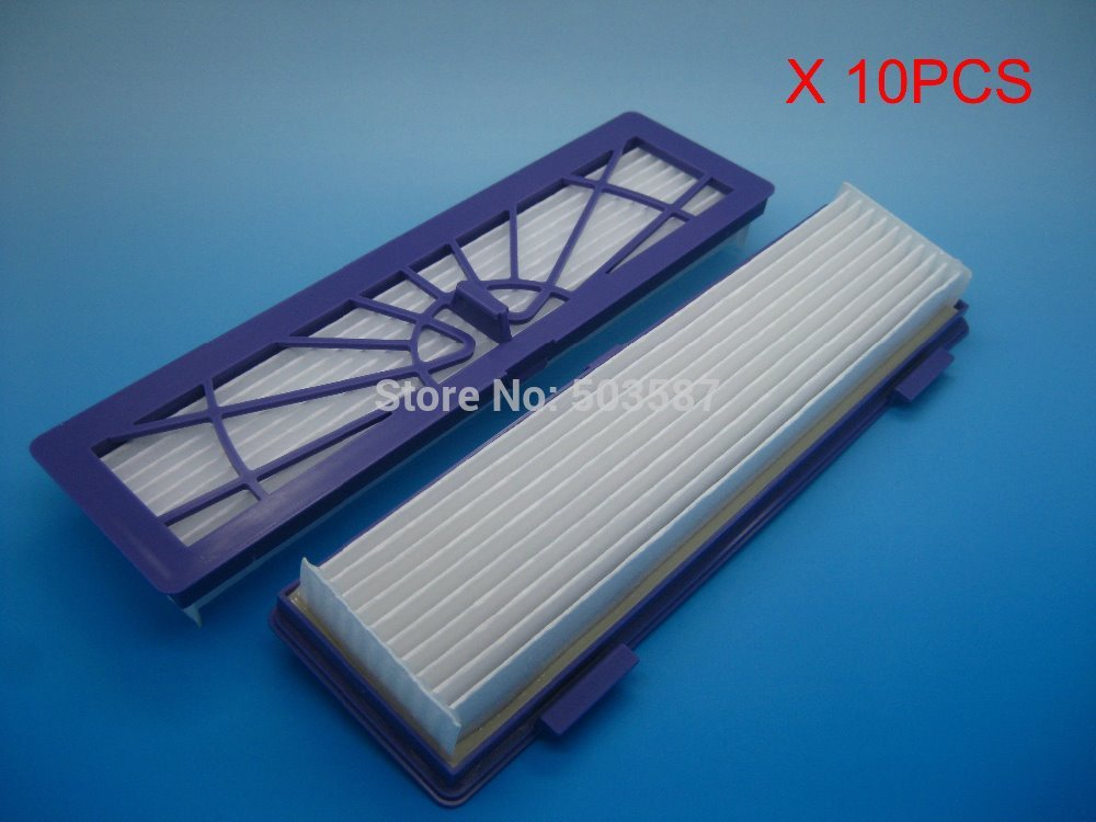 New Replacement HEPA dust filter for Neato BotVac 70e,75,80,85 series Robotic Vacuum Cleaners Robot! 10pcs/Lot!(China (Mainland))