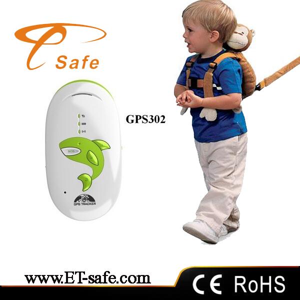 2014 Original gps tracker kids children gps302 Long standby battery, 60g Absolute street address / google map link tracking(China (Mainland))
