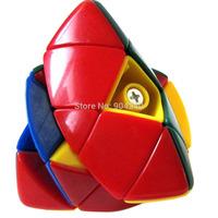 ShengShou Mastermorphix Forever Color 3x3 Odd Shape Speed Magic Cube Stickerless Twist Puzzle Educational Children Gift Toy