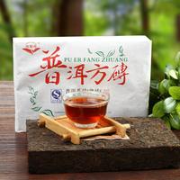 500g pu'er ripe shu tea puerh brick pu er the teas chinese health care 2013 years tops pu'erh yunnan puer wholesale freeshipping