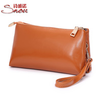 Day clutch female 2014 women's clutch bag fashion women's double layer large capacity clutch female