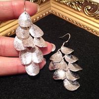 Fashion fashion elegant earrings bohemia vintage national trend tassel drop earring long earring Free Shipping