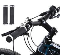 Cycling Bike Road MTB Handlebar Soft Grips Lock-On Punos de manillar manopole Handvatten gripy Poignees de guidon