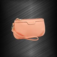 2014 large capacity waterproof PU women's phone key coin purse long design fashion casual fashion day clutch