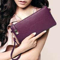 Small women's cross-body bag fashion 2014 women's wallet day clutch evening bag envelope women's handbag