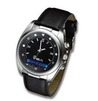 Bluetooth Watch Phone Show caller ID and caller mobile NO.  Watch Vibrate