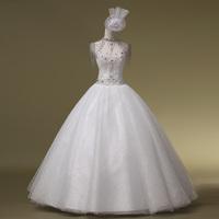 2014 Limited Gown Vestidos De Novia Arrival Luxurious Diamond Decoration Es Bridal Gowns Wedding Dress 1013bridalk