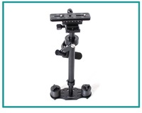 New video stabilizer S-60 withe gradienter Steadicam Stabilizer Single arm for go pro mobile phone and camera
