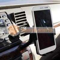 Universal Outlet Car Bracket Mobile Phone Holder For GPS Navigator Free Shipping