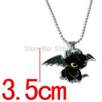 The devil Pendant Necklace  Dragon Pendant Necklace
