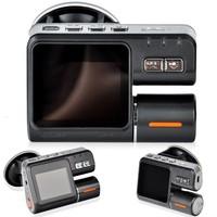 Hot  2.0 Inch Full HD 720P Car DVR Drving Crash Camcorder Video Camera Recorder  Free Shipping