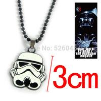 Star Wars alloy Pendant Necklace  The film Pendant Necklace