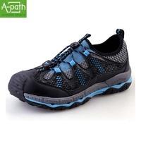 2014 summer Outdoor men women Athletic trekking mountain walking Fishing shoes men sneakers shoe Wading Upstream Shoes
