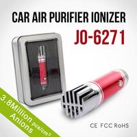 (Metal Box Packing) High Efficiency Ionic Mini Air Purifier