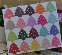 TZ-017 Wholesale 400pcs per lot cake box decoration DIY sealing sticker cookie package decoration