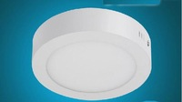 Free shipping Energy saving light LED Downlight ceiling panel light full balcony bedroom kitchen lamp round ceiling
