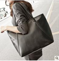 2014 new European and American fashion casual Korean version of  Four Seasons wild retro portable shoulder bag influx of women