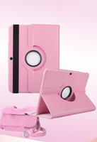 Free shipping Android tablet Smart PU Leather Cover Case (sleep / wake feature) for Samsung Galaxy Tab 4 10.1 SM-T530 T531