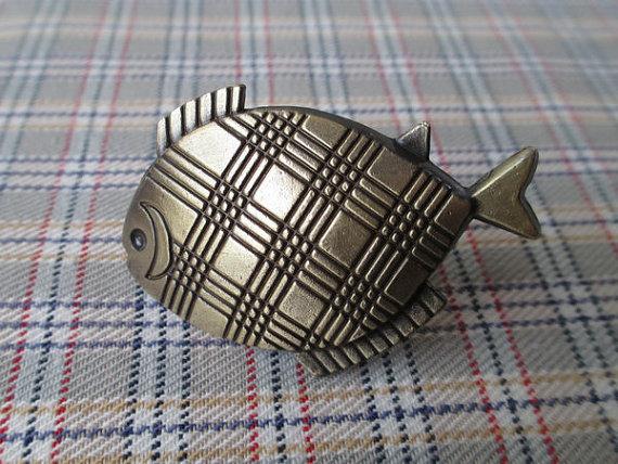 Fish Knobs Nautical Kitchen Cabinet Knobs Pulls Handles Antique Bronze / Dresser Drawer Knobs Vintage Furniture Knob Pull(China (Mainland))