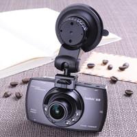 New Full HD Car Camera 1920x1080P 170 Degree Lens Night Vision DVR Video Recorder Registrar Car Driving Camcorder Free Shipping