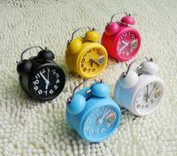 LED Digital Frozen Clock Alarm Anna Elsa Thermometer Night Plastic 4 Patterns