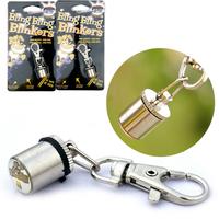 Flash LED 500pcs Light Pet Pendant Dog Glowing Pendant Flashing Pet Supplies Collar Tag Pendant Tag Safety Collar