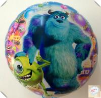 Cartoon Aluminum Classic Toy Happy Birthday Decoration Monster University Balloon for Wedding Party Supplies Foil Balloon