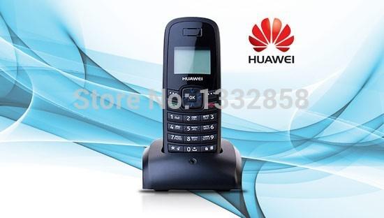 Téléphone sans fil numérique rayonnement unique téléphone fixe sans fil d'origine téléphone mobile home office, huawei fc5121