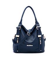 "Free shipping Female bag the new 2014 ms fashion leather handbag aslant bag ladies' bag ""women messenger bags"