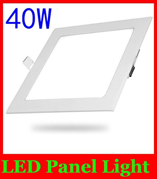 40W CREE LED Recessed Ceiling Panel Down Lights Bulb with driver Quartet(China (Mainland))