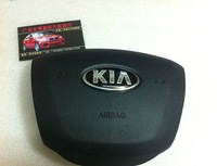 Free Shipping High quality steering wheel airbag cover steering wheel cover For 2011-2012 KIA K2/Rio