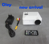 Mini projector  proyector projektori projecteur  white color
