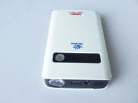 12V 8000mAh high capacity Smart Jump Starter for  2.0 engine car with LED flashlight