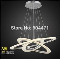 New Arrival Modern LED Chandelier Light / Lamp / Lighting Fixture LED Circle Ring Chandelier