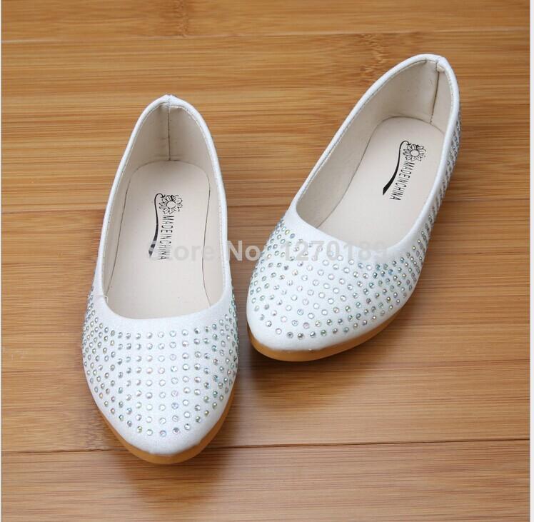 Кожаная обувь для девочек , 2015