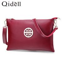 Fashion cowhide female 2014 envelope bag fashion one shoulder cross-body bag small genuine leather women's bag