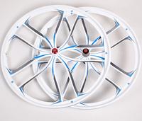 magnesium alloy bicycle wheels X6 Magnesium Titanium Alloy wheel super light