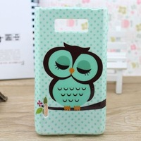 Hot selling Sleep owl soft TPU case for lg optimus L7 P705 free shipping