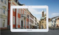 10 inch Tablet PC 48GB quad-core dual sim phone call 3G wifi GPS navigation Bluetooth