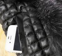 2014 Autumn Spring and Winter Silver Faux Fox Fur Vest Gilet Outerwear Womens Fashion Short Vest SV003726