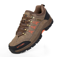 2014 new autumn  Camel outdoor couple models breathable slip hiking shoes men's sports shoes free hipping brand shoes