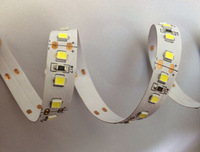 free shipping 5m/reel DC24V superbright 2835 smd led(22-24lm/led) strip 120leds per meter nonwaterproof