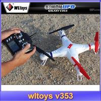 WLtoys Galaxy V353 4CH 6-Axis Gyro RC Quadcopter Headless Mode RTF  500m super far remote with original box VS WLtoys V303 CX-20