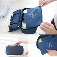 Multifunctional storage bag travel bag bra underwear toiletries sorting bags