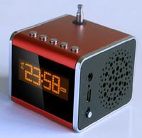 DHL Shipping... 200pcs/lot Portable Mini speaker Hirice SD-502 with FM/TF/USB