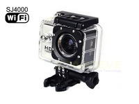 SJ4000 WIFI Go Pro Style Camera Sport Action Camera Full HD 1080P 30M Waterproof Camcorder Free shipping