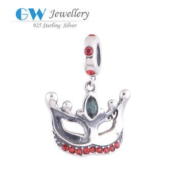 !! 925 Silver Musk Charm, Модный Sterling Silver Jewelry Fits Bracelets GW Fine Jewelry ...